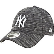 New Era Youth New York Yankees Gray 9Forty Shadow Neo Adjustable Hat