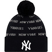 New Era Youth New York Yankees Repeat Knit Hat