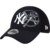 New Era Youth New York Yankees 39Thirty Tonel Neo Stretch Fit Hat