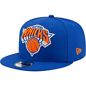 New Era Youth New York Knicks 9Fifty Adjustable Snapback Hat