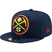 New Era Youth Denver Nuggets 9Fifty Adjustable Snapback Hat