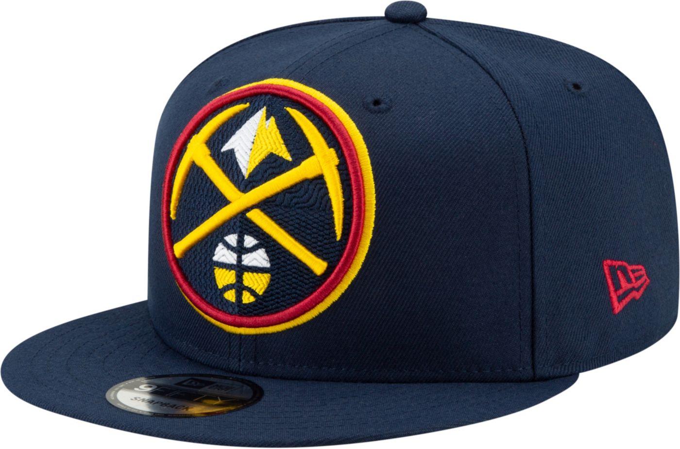 New Era Youth Denver Nuggets 9Fifty Adjustable Snapback Hat