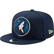 New Era Youth Minnesota Timberwolves 9Fifty Adjustable Snapback Hat