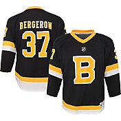NHL Youth Boston Bruins Patrice Bergeron #37 Replica Alternate Jersey