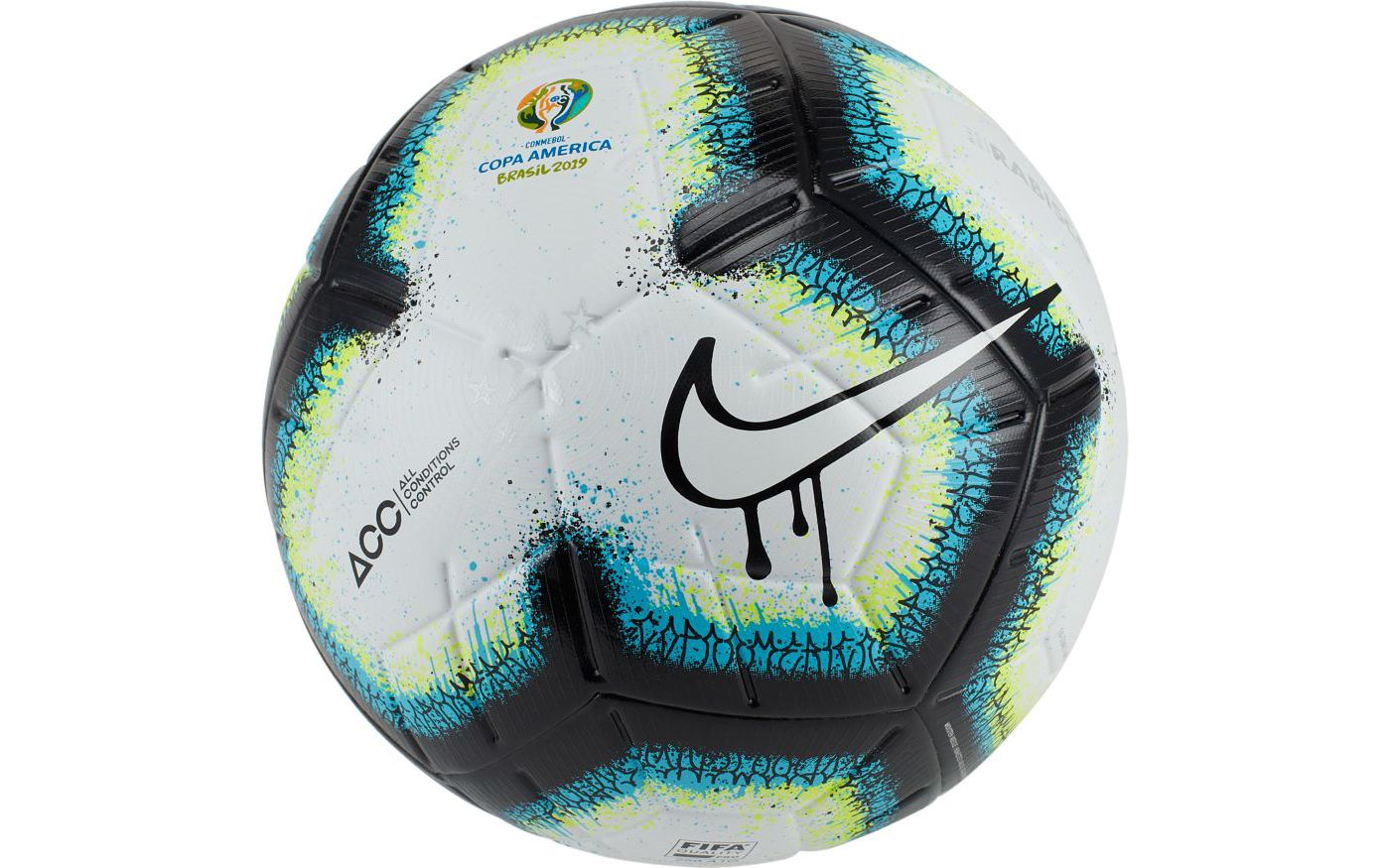 Nike Merlin Rabisco Copa America Ball 2019