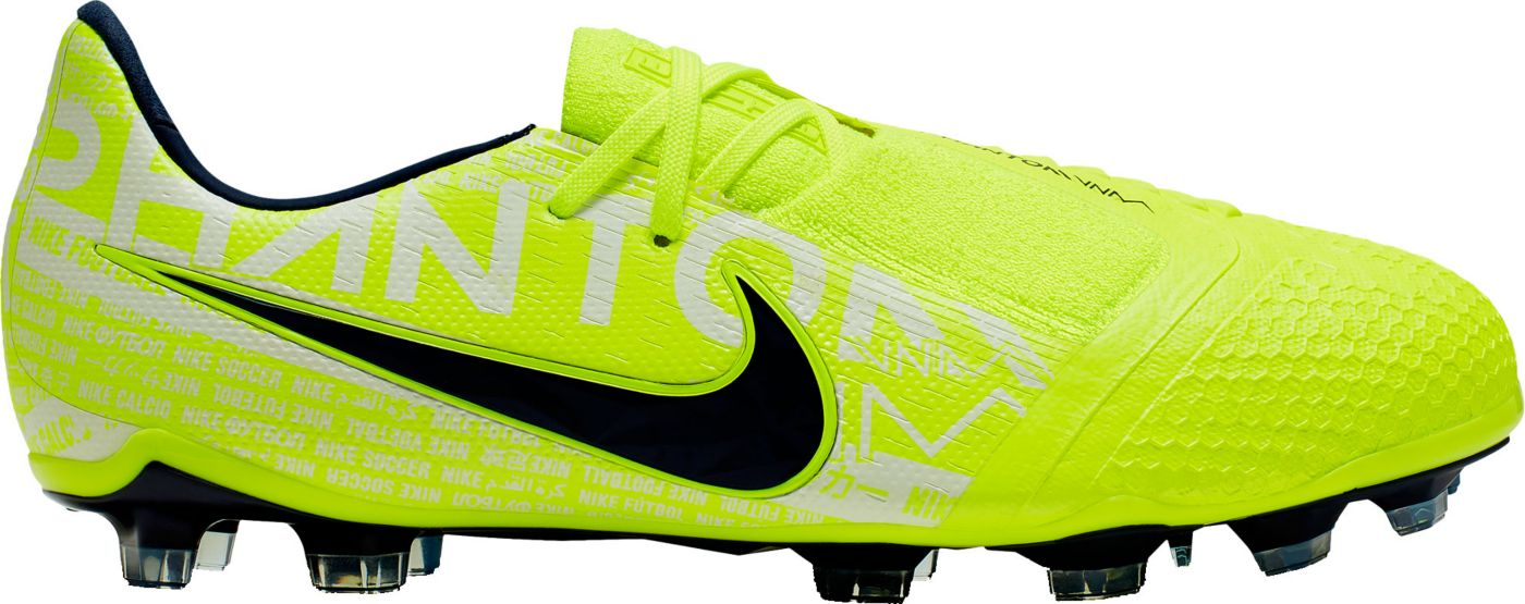 Nike Kids' Phantom Venom Elite FG Soccer Cleats