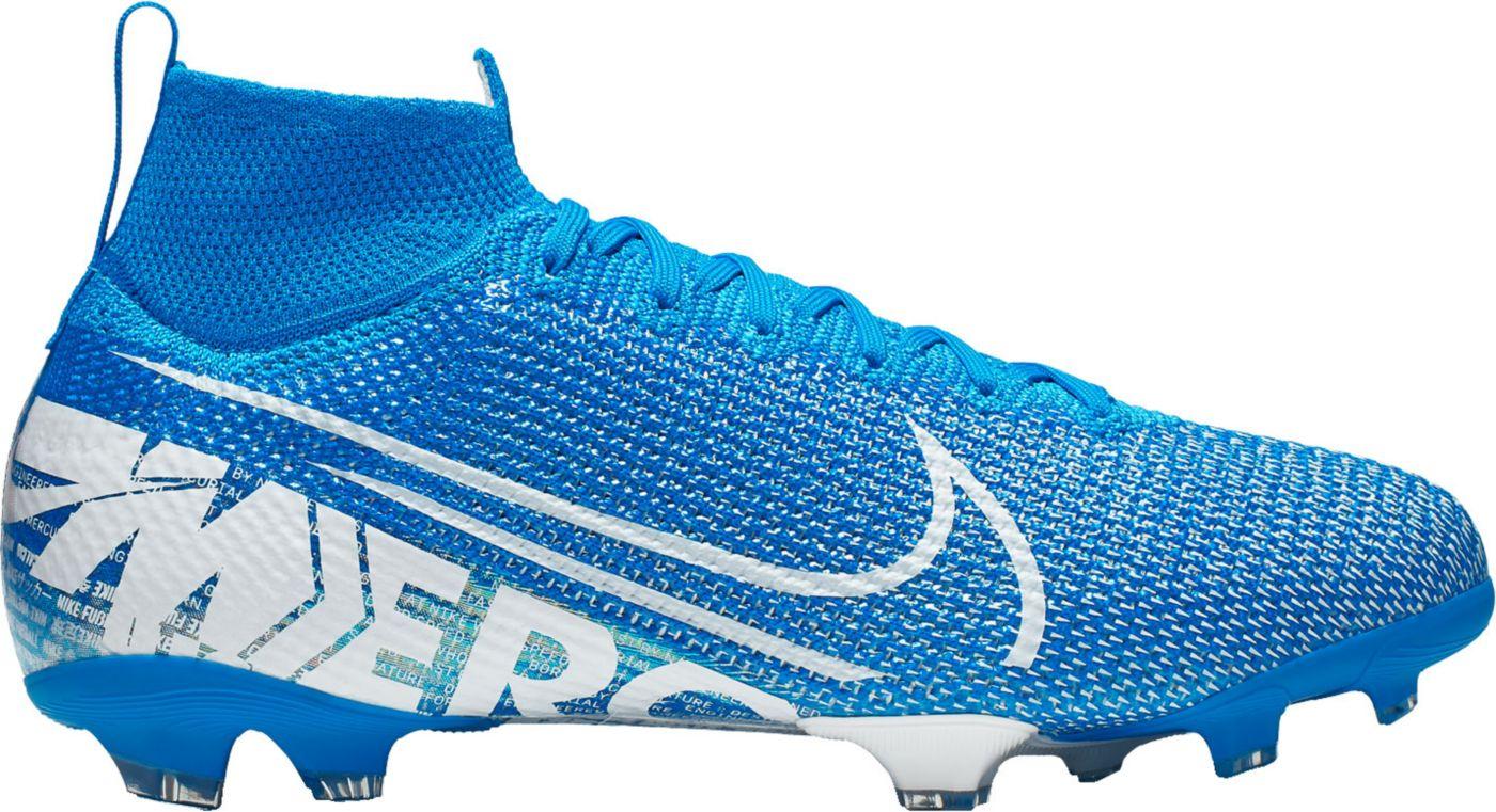 Nike Kids' Mercurial Superfly 7 Elite FG Soccer Cleats