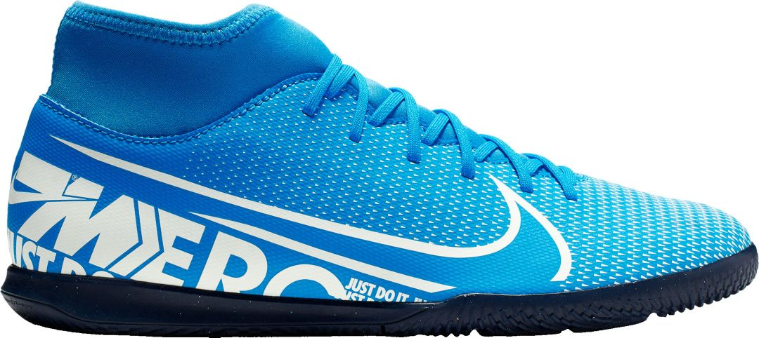 new product ffda2 e0df5 Nike Mercurial Superfly 7 Club Indoor Soccer Shoes