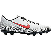 sports shoes e15ab f9244 Product Image · Nike Mercurial Vapor 12 Club Neymar Jr. FG Soccer Cleats.  White Red
