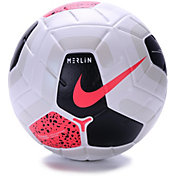 Nike 2019 Merlin Premier League Official Match Soccer Ball