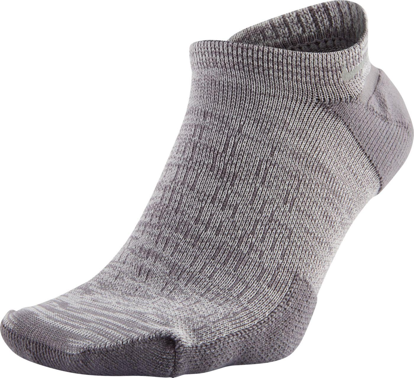 Nike Elite Cushioned No-Show Socks