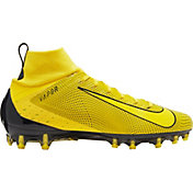Nike Men's Vapor Untouchable 3 Pro Football Cleats in Yellow/Black