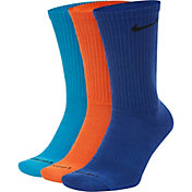 Nike Everyday Cushioned Training Crew Socks 3 Pairs