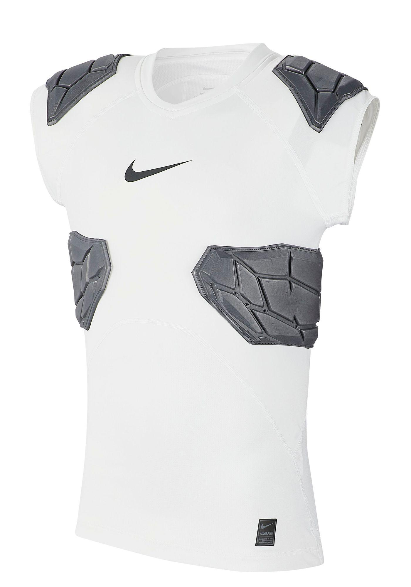 Nike Youth Pro Hyperstrong Sleeveless Football Shirt