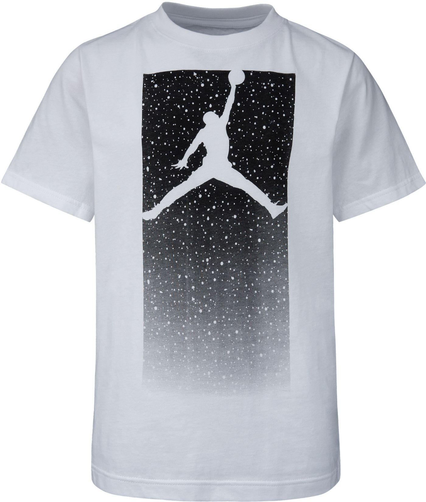 Jordan Boys' Glow in The Dark Graphic T-Shirt