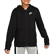 Nike Boys' Sportswear Club Cotton Full Zip Hoodie