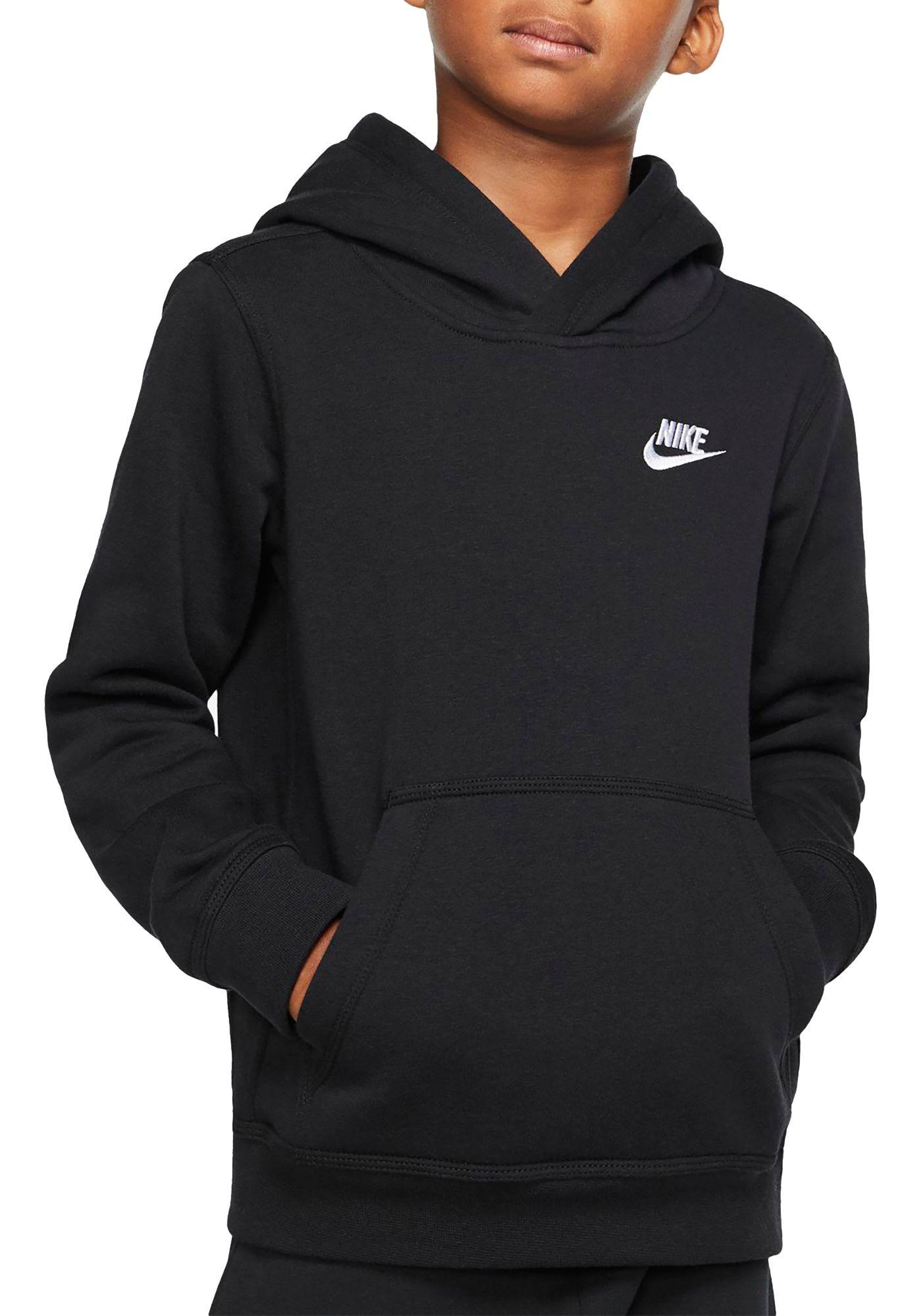 Nike Boys' Sportswear Club Cotton Hoodie