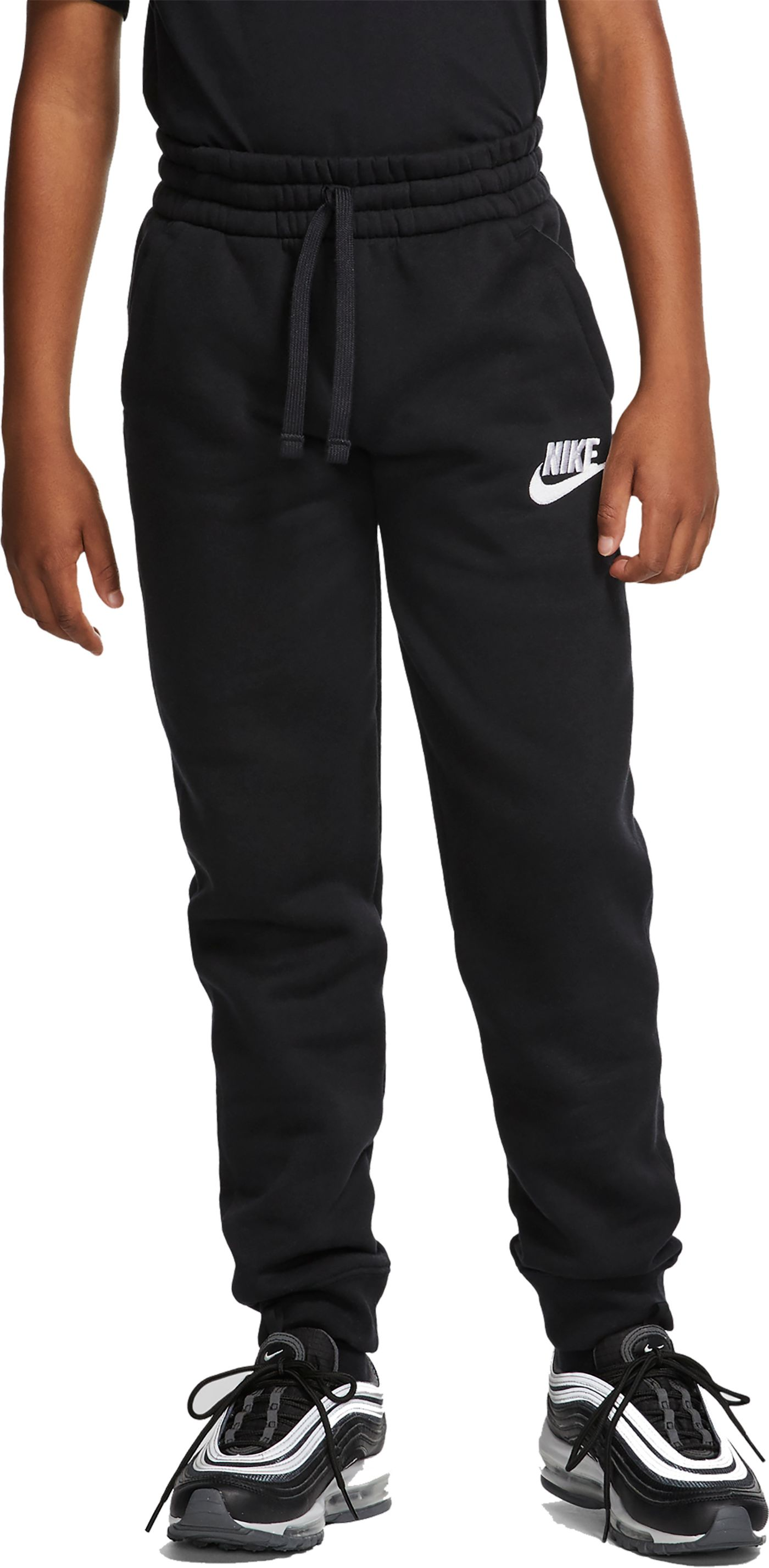 Nike Boys' Club Cotton Jogger Pants