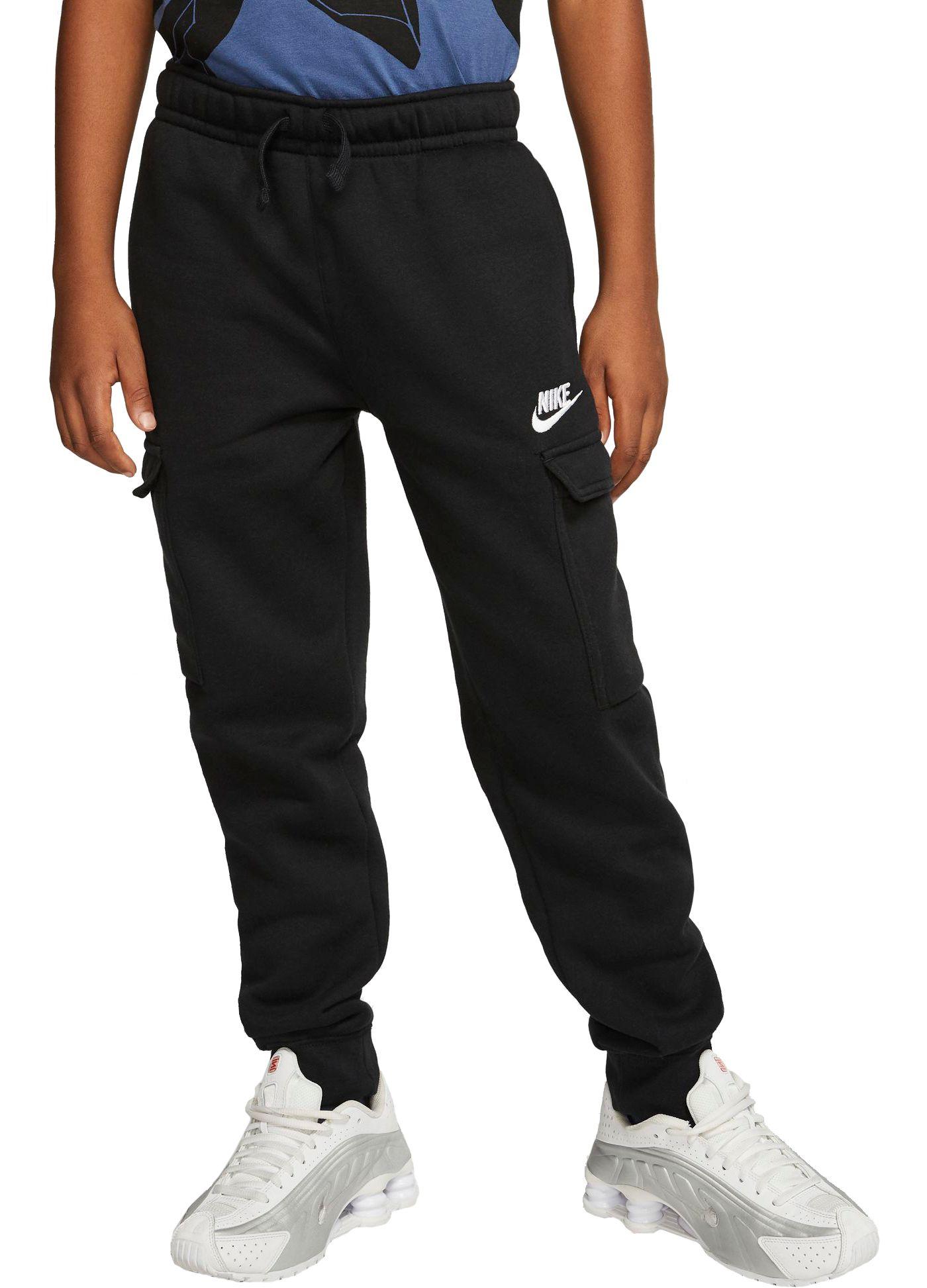 Nike Boy's Sportswear Club Fleece Cargo Pants