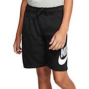 Nike Boys' Sportswear HBR Club Fleece Shorts