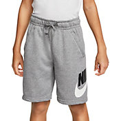 Nike Boys' Sportswear HBR Club Fleece Shorts