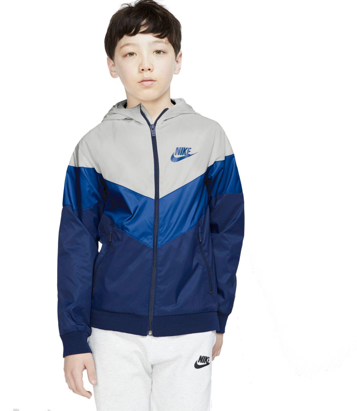Nike Boys' Sportswear Windrunner Jacket