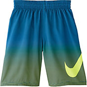 Nike Boys' Color Fake Breaker Volley Swim Trunks