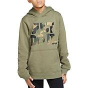 Nike Boy's Sportswear Camo Club Hoodie