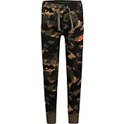 Nike Little Boys' Club Fleece Camo Jogger Pants