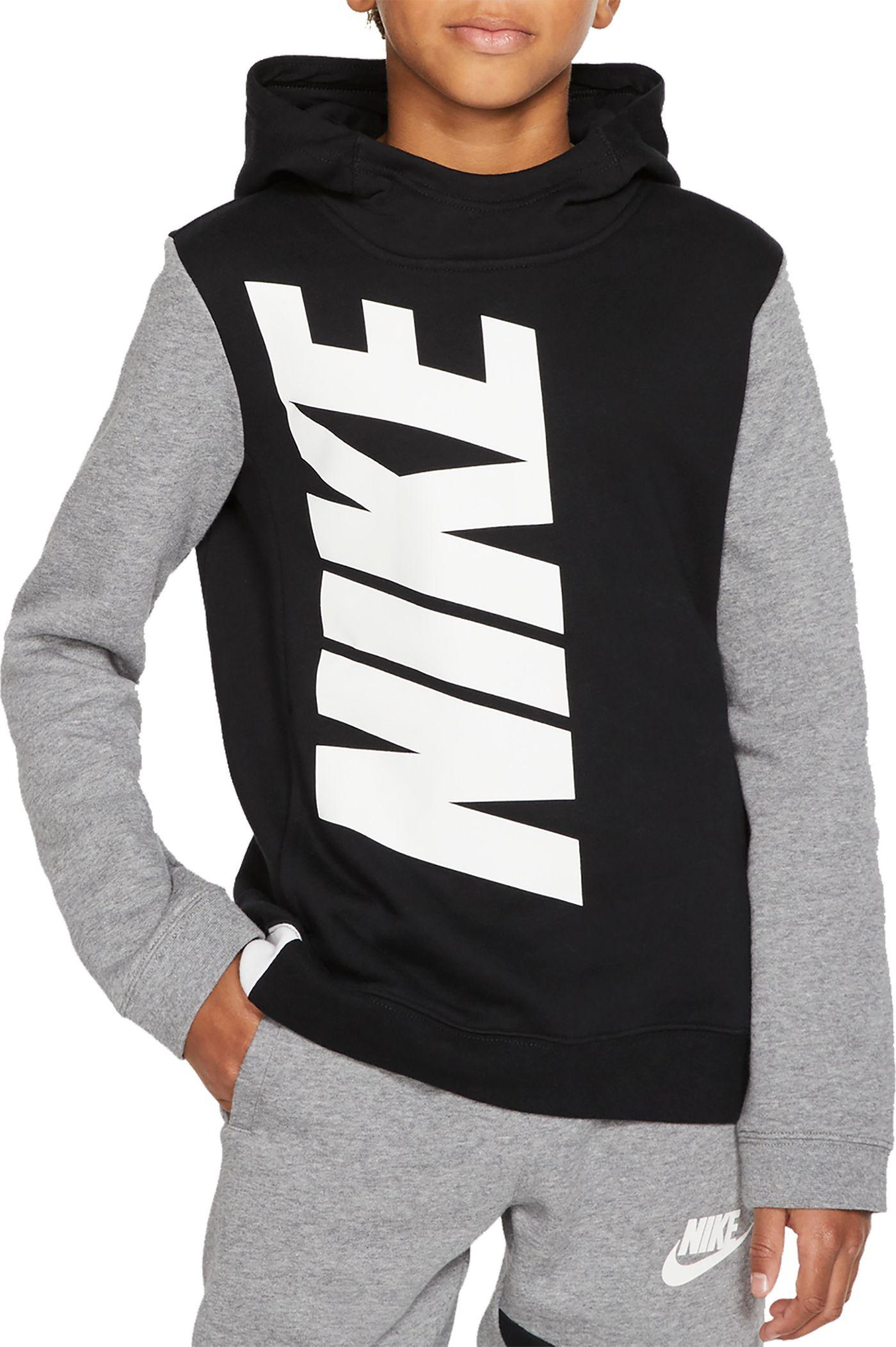 Nike Boys' Sportswear Core Amplify Hoodie