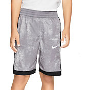 Nike Boys' Elite Dri-FIT Printed Basketball Shorts