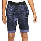 Nike Boys' Elite Dri-FIT Printed Basketball Shorts