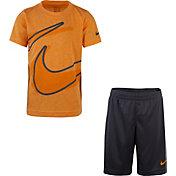 Nike Little Boys' Dri-FIT T-Shirt and Short Set