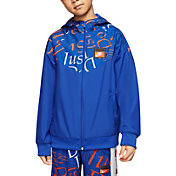 Nike Boys' Sportswear Just Do It Windrunner Jacket