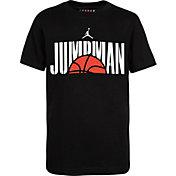 Jordan Boy's Jumpman Basketball Graphic T-Shirt