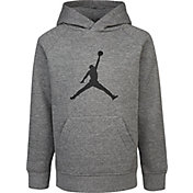 Jordan Boys' Jumpman Fleece Pullover Hoodie