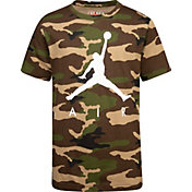 Jordan Boys' Camo Graphic T-Shirt