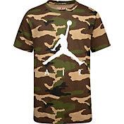 Jordan Boys' Camo Graphic T-Shirt
