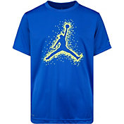 Jordan Boys' Dri-FIT Pixel Jumpman Graphic T-Shirt