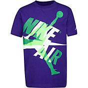 Jordan Boys' Jumpman Classics Short Sleeve Graphic T-Shirt
