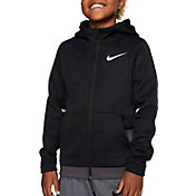 Nike Boys' Elite Therma Full-Zip Hoodie