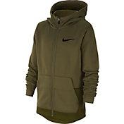 Nike Boys' Elite Therma Full-Zip Hoodie