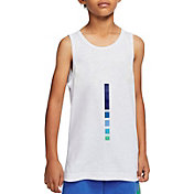 Nike Boys' Elite UV Sleeveless Shirt