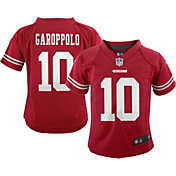 Nike Boys' Home Game Jersey San Francisco 49ers Jimmy Garoppolo #10
