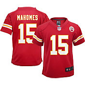 Nike Boys' Home Game Jersey Kansas City Chiefs Patrick Mahomes #15