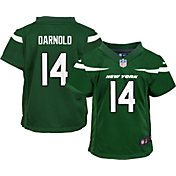 Nike Boys' Home Game Jersey New York Jets Sam Darnold #14