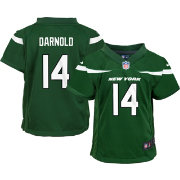 Nike Boys' Home Game Jersey New York Jets Sam Darnold #14 | DICK'S