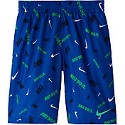 Nike Boys' Logofetti Lap Swim Trunks
