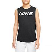 Nike Boys' Pro Sleeveless Shirt