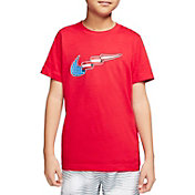 Nike Boys' Waving Flag T-Shirt